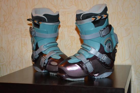 ботинки для карвинга