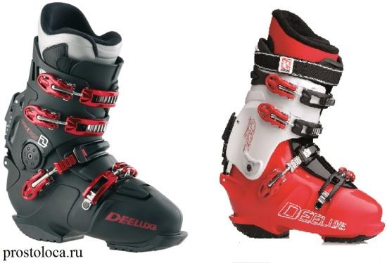 жесткие ботинки для сноуборда