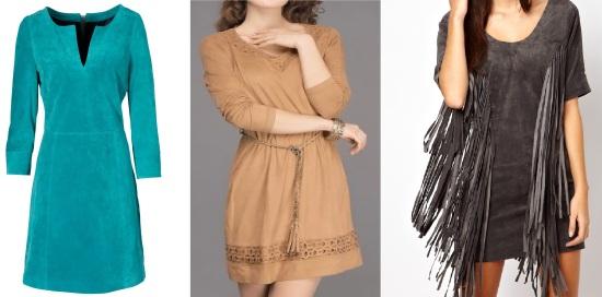 замшевое платье2