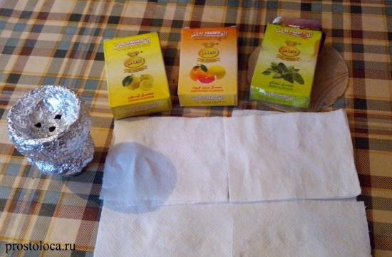 как сделать вкусный кальян