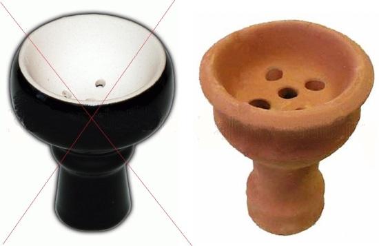 чаша для кальяна