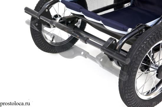 ножной тормоз на коляске