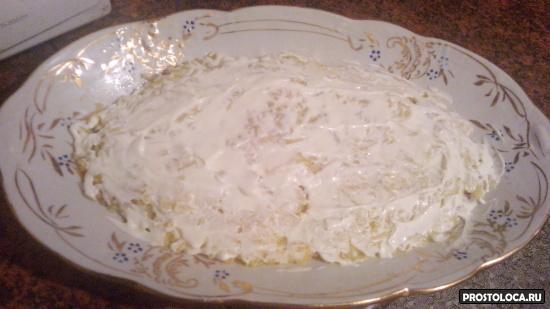 сельдь под шубой рецепт с фото