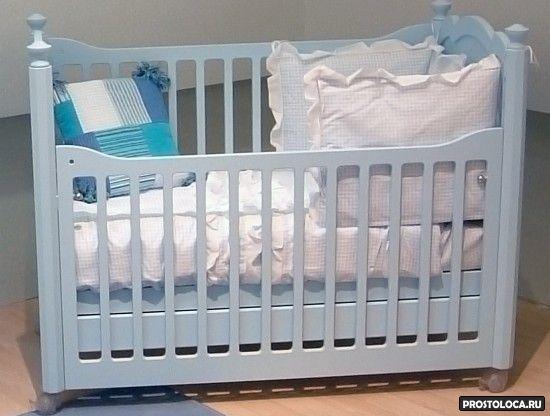 как выбрать кроватку для ребёнка
