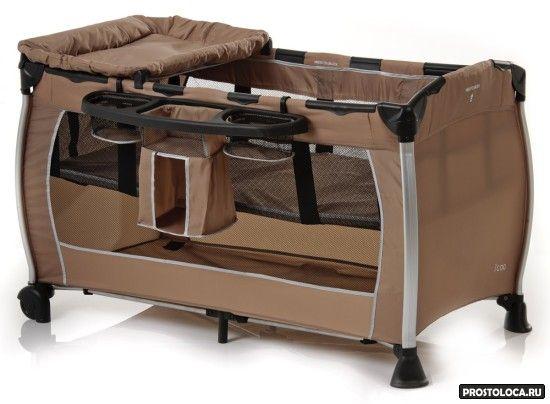 кроватка манеж 2