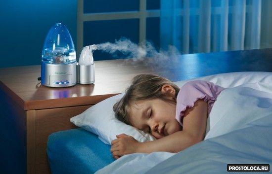 как выбрать увлажнитель воздуха для детской