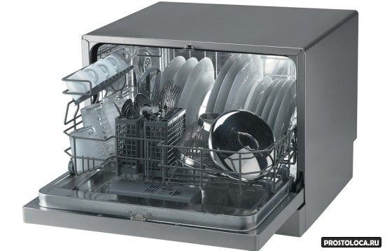 настольная посудомоеная машина