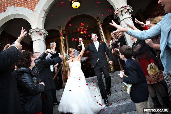 свадебные приметы 2