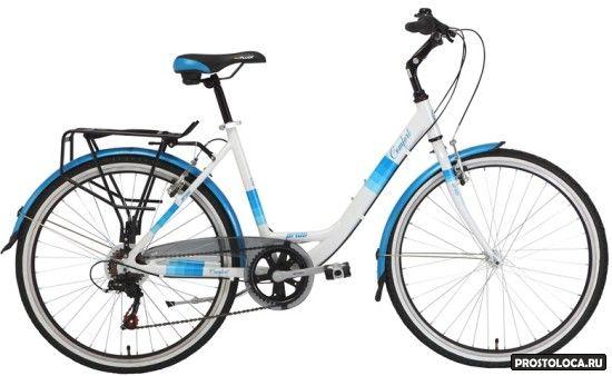 городской велосипед комфорт