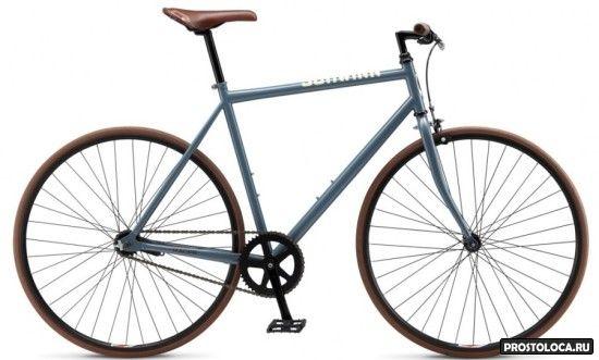 городской велосипед фикс