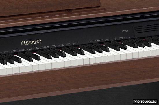 какое электронное пианино выбрать