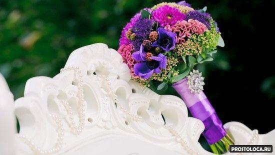 какой свадебный букет выбрать