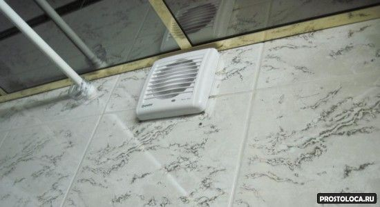 как выбрать вытяжной вентилятор для ванной