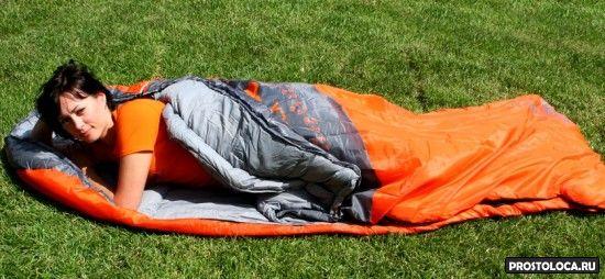 как выбрать спальный мешок 2