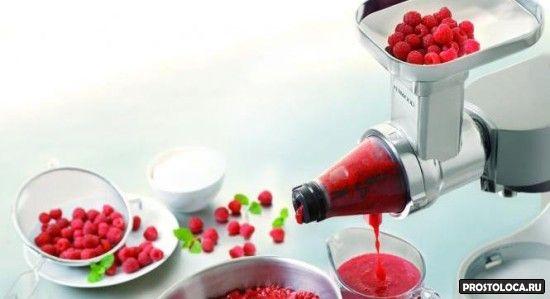 насадка соковыжималка для ягод