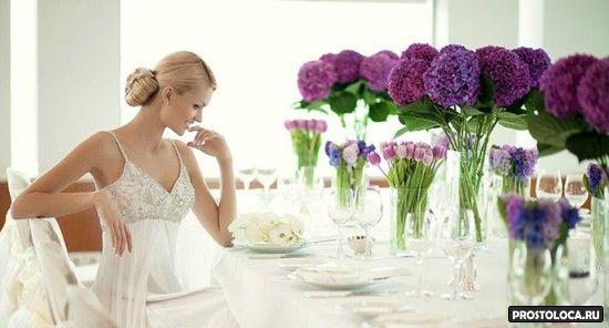 невеста выбирает ресторан
