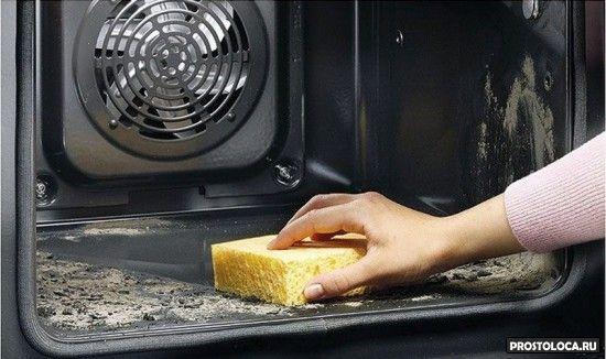 пиролитическая очистки духовки это