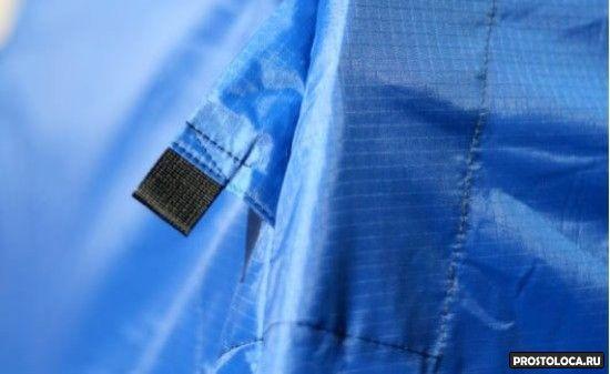 плотность ткани для палатки