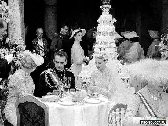 свадебный торт грейс келли