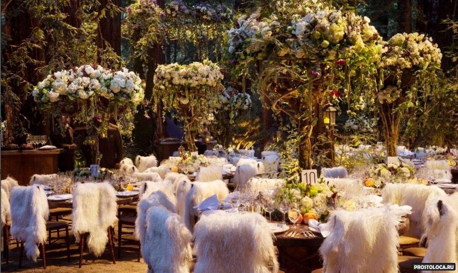 Свадьба в стиле властелин колец фото