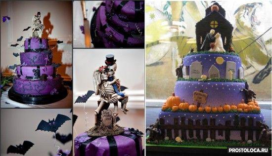 смешные свадебные торты 4