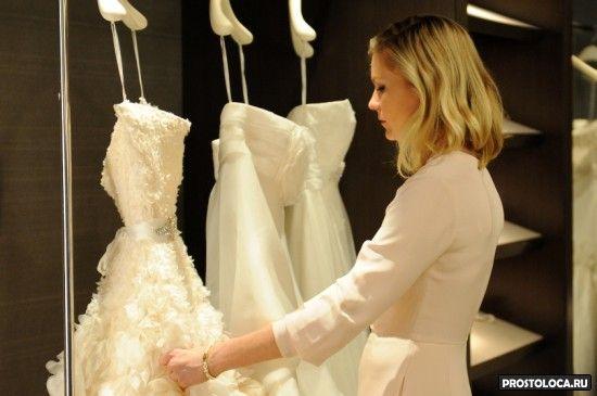 что лучше покупать или шить свадебное платье