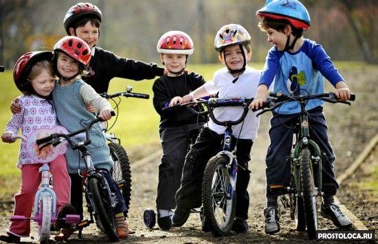 как выбрать велосипед по росту и весу ребенка
