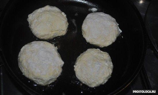 сырники из творога пошагово