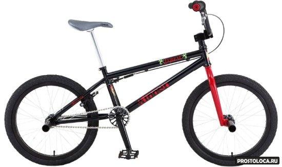 bmx велосипед фото