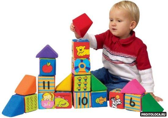 какие игрушки развивают ребенка