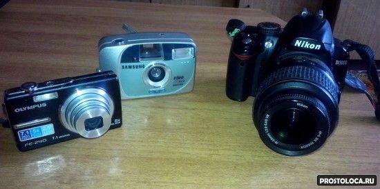 принципиальное устройство зеркальной камеры