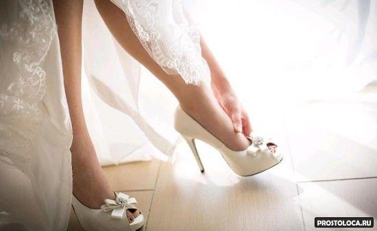 свадебные туфли 2