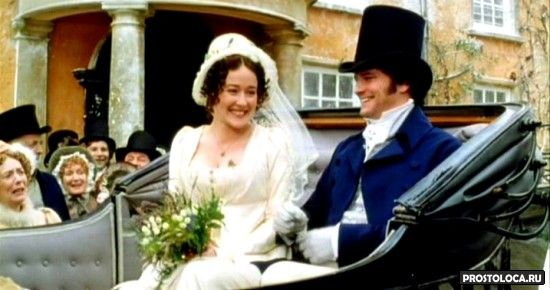 свадебный кортеж гордость и предубеждение