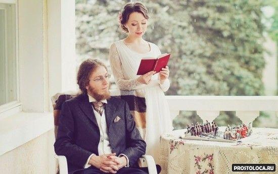 свадьба в стиле гордость и предубеждение 3