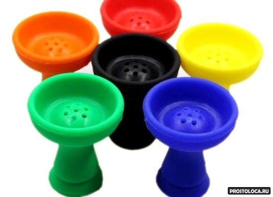 силиконовые чаши
