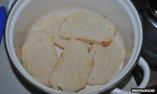 котлеты с хлебом простой рецепт