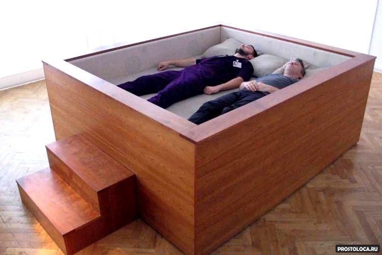 кровать ящик