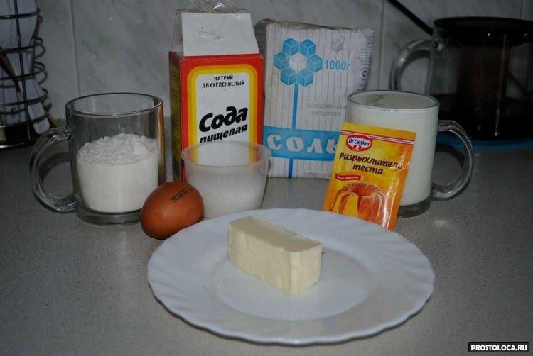 оладьи ингредиенты