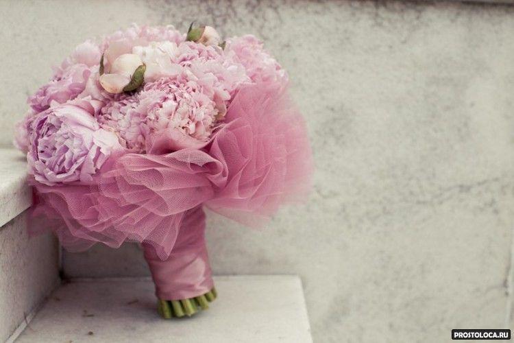 красивый свадебный букет