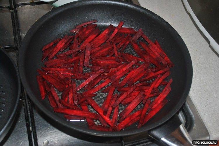 борщ традиционный рецепт с фото