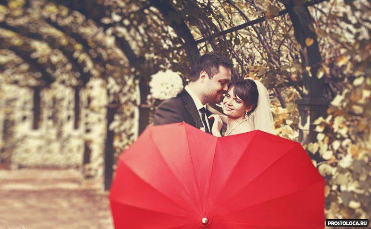свадьба в ноябре 4