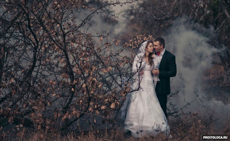 свадьба в ноябре 6