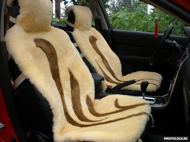 как выбрать чехлы для автомобиля