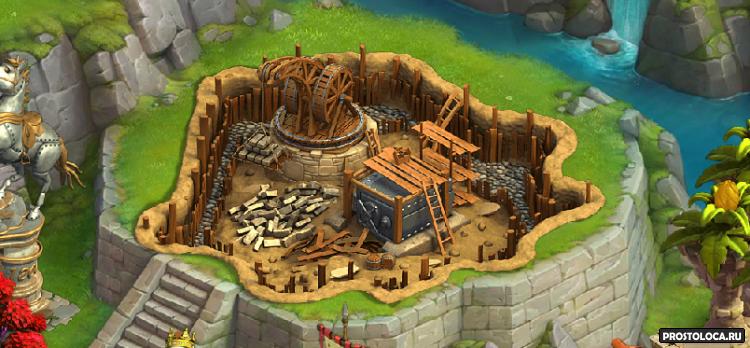 Игра верность замок