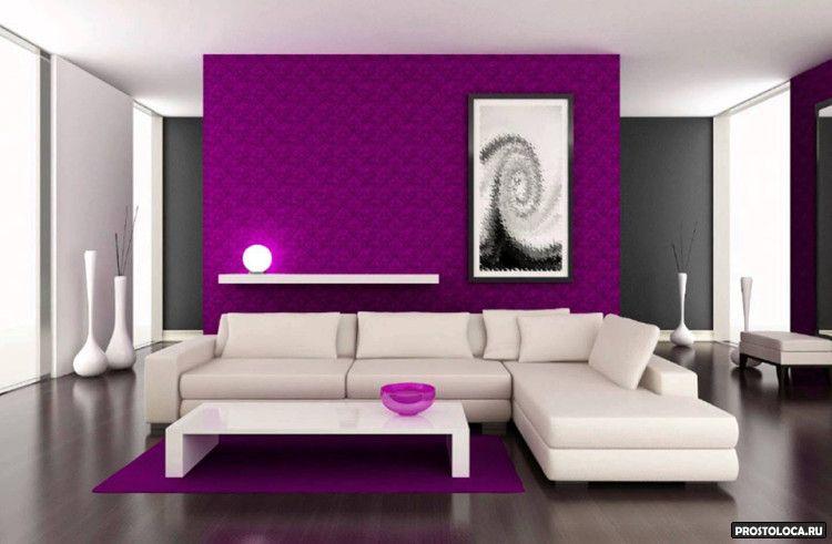 цвет гостиной 3