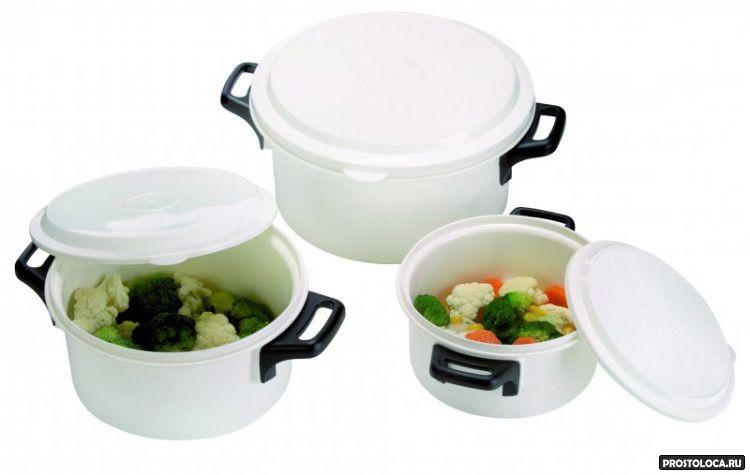 посуда для микроволновки 3