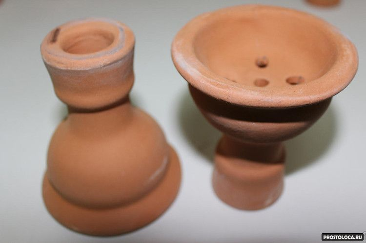 египетская чаша для кальяна