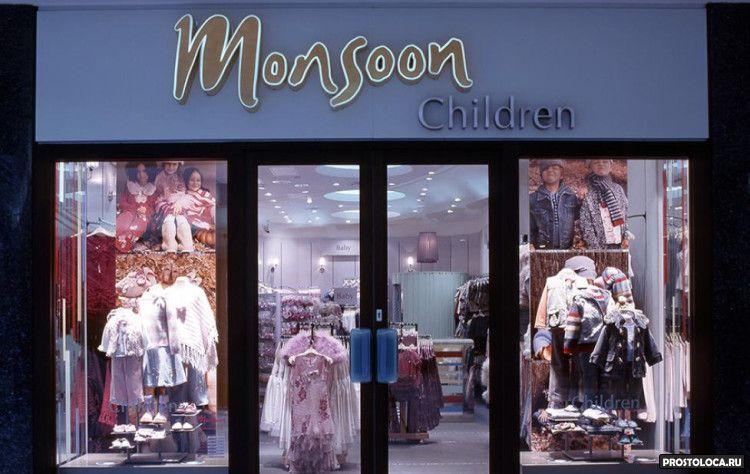 известные бренды одежды для детей