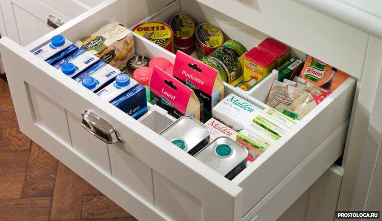 удобные ящики для кухни 5