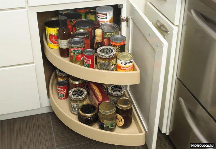 удобные ящики для кухни